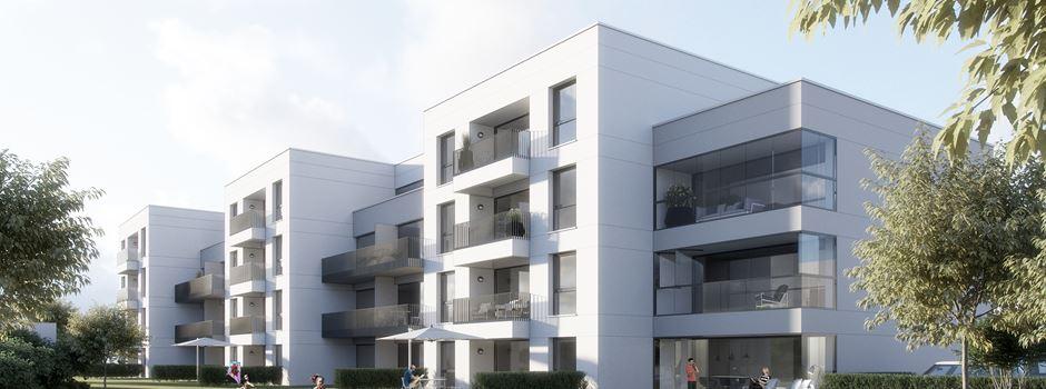 In Kastel entstehen 31 neue Mietwohnungen