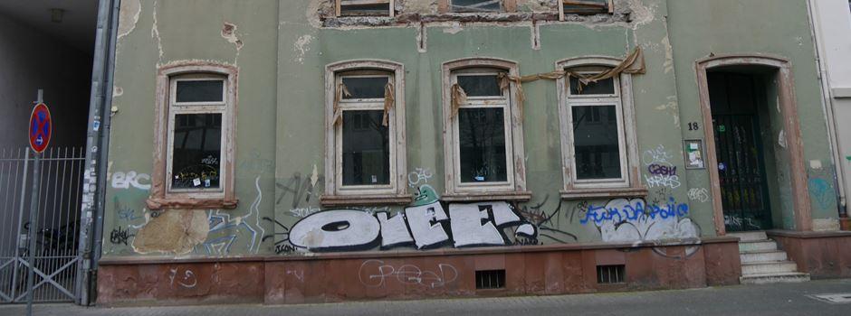 Wie geht es mit dem Geisterhaus in der Karlstraße weiter?