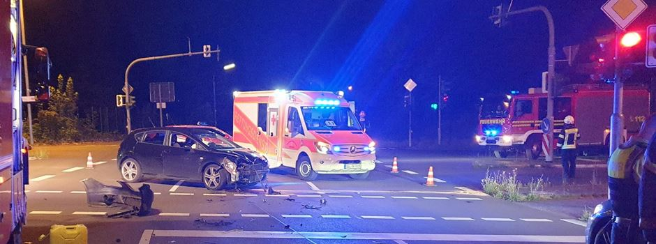 Niederkassel: Erneuter Unfall im Kreuzungsbereich