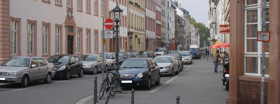 """Mainzer Grüne fordern: """"Gastronomie statt Parkplätzen"""""""
