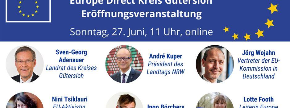 Europe Direct im Kreis Gütersloh bleibt bis Ende 2025 bestehen