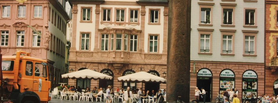 Wie sah Mainz in den 90er Jahren aus?