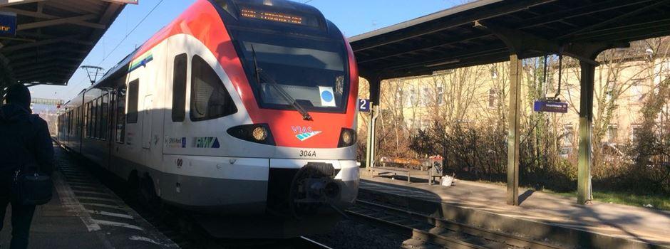 Nächtlicher Lärm wegen Gleisarbeiten entlang der Kasteler Straße angekündigt