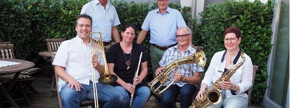Herzebrocker Musikverein: Projekt nimmt Fahrt auf