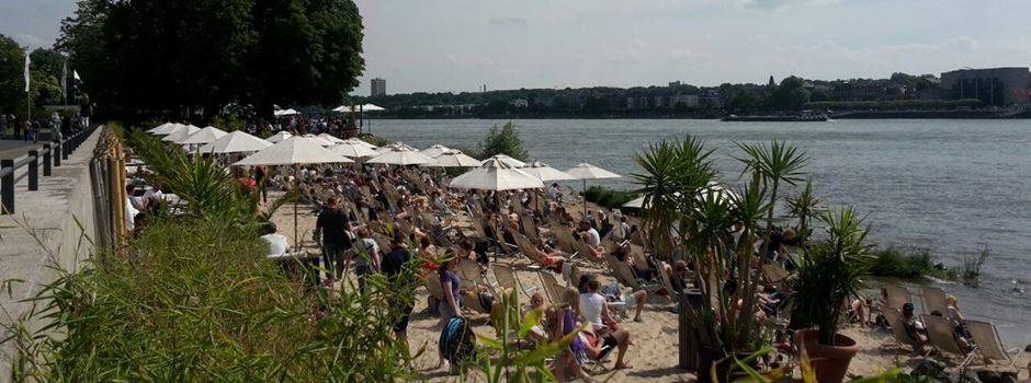 So hat die Hitze Wiesbaden im Griff