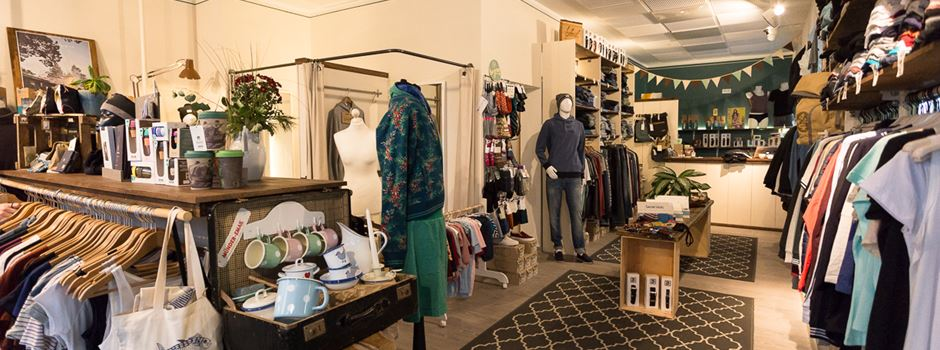 Fair-Fashion-Laden eröffnet in der Innenstadt