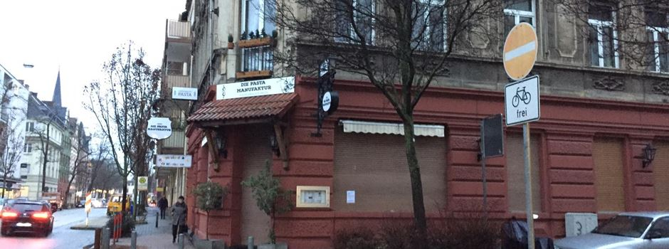 Pastamanufaktur löst Weinstubb in Biebrich ab