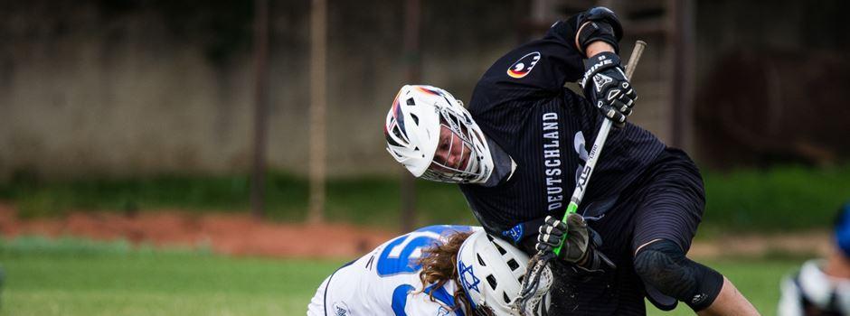 Dieser Mainzer spielt für Deutschland bei der Lacrosse-WM