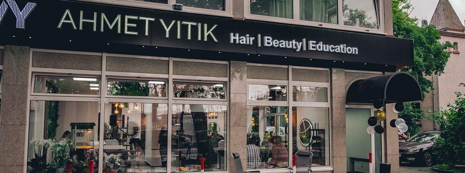 180 Quadratmeter: Außergewöhnlicher Friseursalon in Mainz eröffnet
