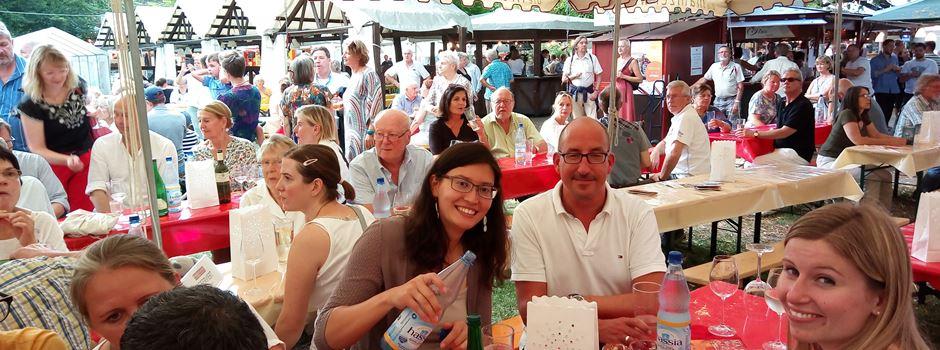 Weinmarktimpressionen 2019 - Eröffnung in Mainz am 29.08.2019
