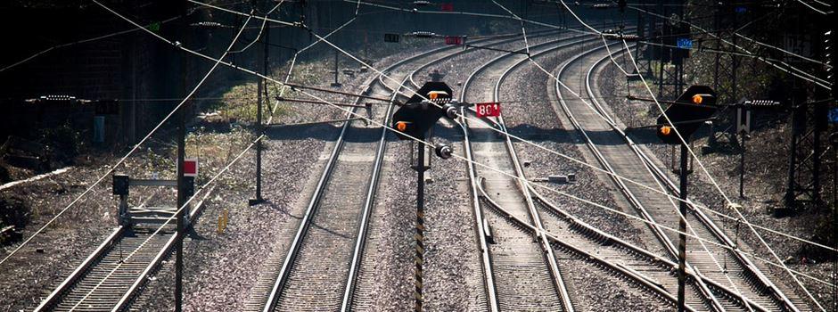 Drei Monate lang Schienenersatzverkehr