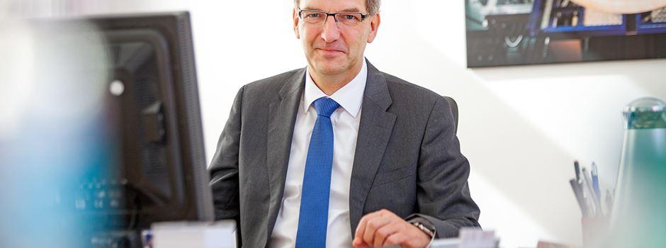 Staatssekretär besucht Unternehmen in Rüdersdorf und Vogelsdorf