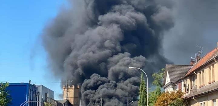 Neue Details zum Großbrand in Ginsheim-Gustavsburg