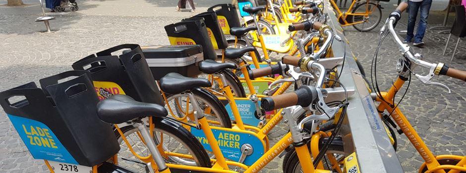 """So viel kosten die """"meinRad""""-Fahrräder ab Juli"""