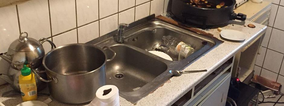 Crack, verdreckte Küche, Hehlerware: Stadt schließt Café im Westend