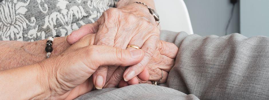 Thema Demenz: Treffpunkt für Angehörige