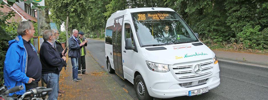 """Bürgerbus: """"Fährt sich gut"""""""