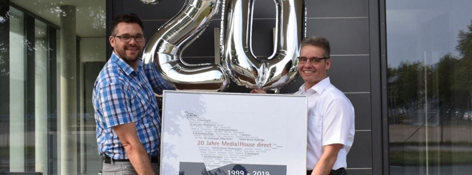 20 Jahre Media!House direct