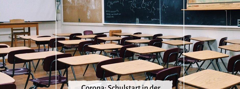 Corona: Schulstart in der Gemeinde