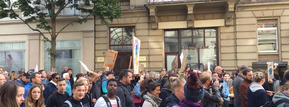 """""""Fridays for Future"""" ruft am Freitag zum Klimastreik in Wiesbaden"""