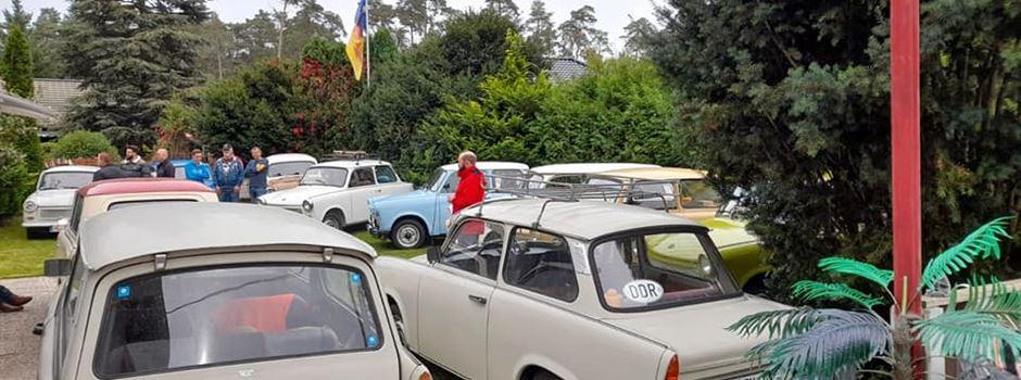 """Parkende """"Rennpappen"""", 80 Liter Kaffee und 1.095 Euro für ein Kinderhospiz"""