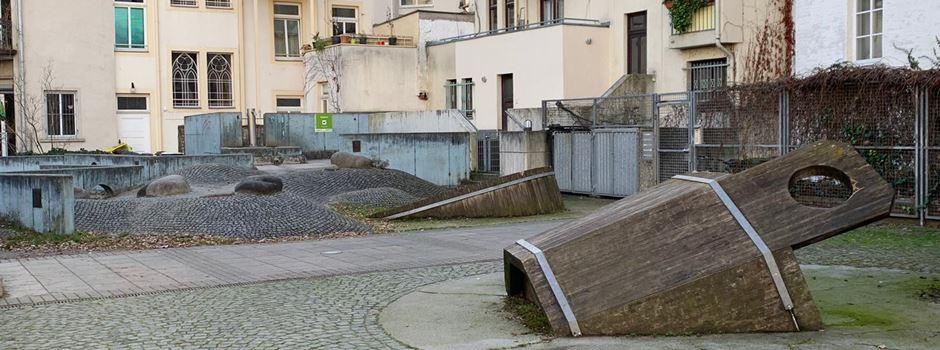 Spielplätze in der Mainzer Altstadt