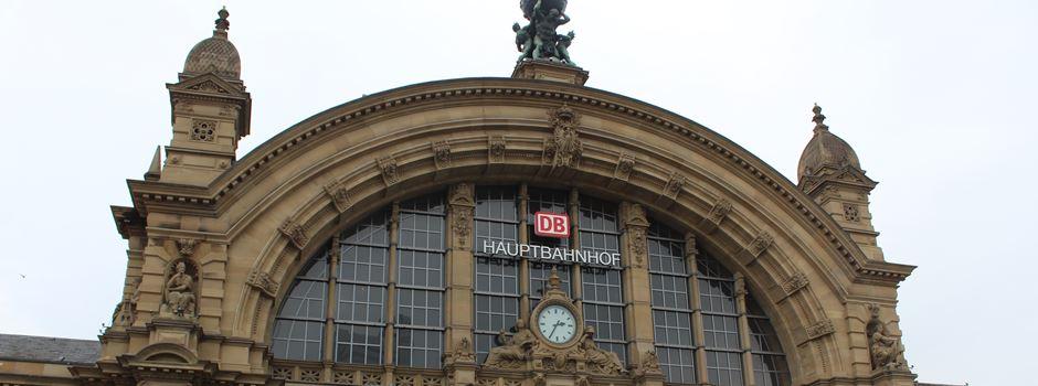 7 überraschende Fakten zum Frankfurter Hauptbahnhof