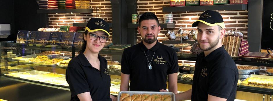 Orientalische Bäckerei in der Innenstadt eröffnet