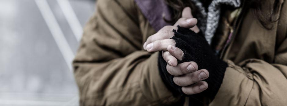50 Euro Strafe wegen Ausgangssperre? Stadt hat Fall des Obdachlosen geprüft