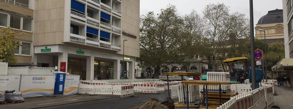 So läuft die Großbaustelle in der Burgstraße