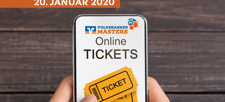 Ticket-Infos zum 28. Hallenmasters-Masters