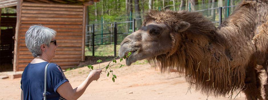 Familientag im Zoo Kaiserslautern
