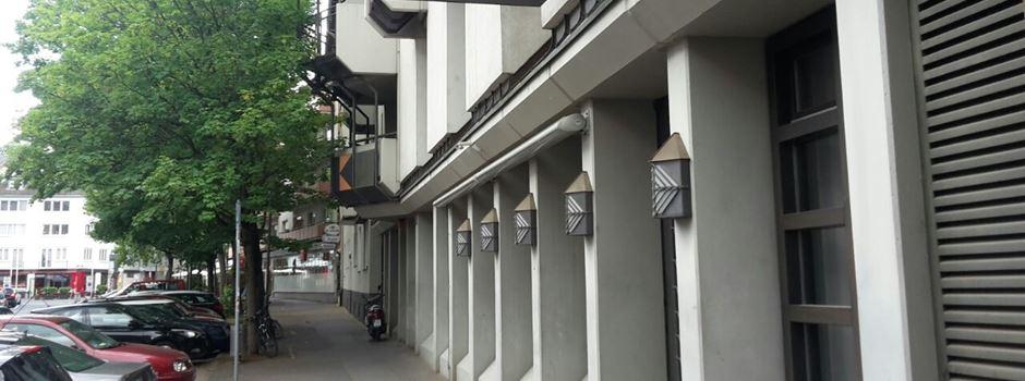 Neues Lokal in der Holzstraße