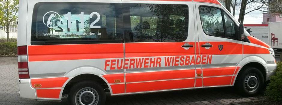 Mehrere Explosionen in Wohnung in der Wiesbadener Innenstadt