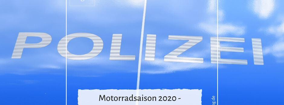 Motorradsaison 2020 - Polizeikontrollen