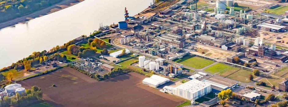 Chemiekonzern PCC SE plant Ansiedlung am Evonik-Standort in Lülsdorf