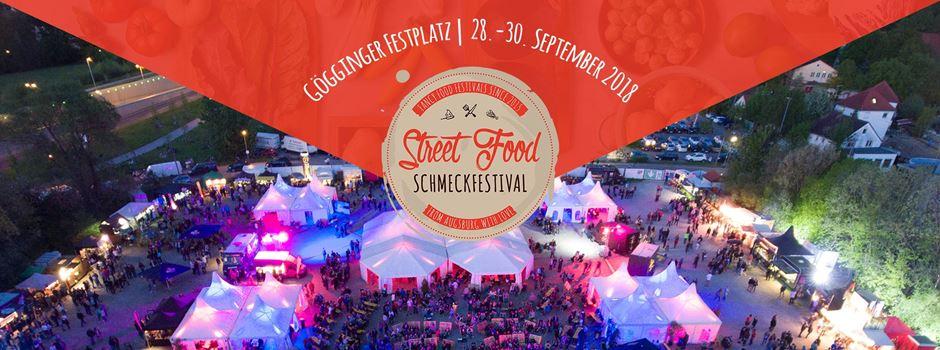 Street Food Schmeckfestival - Es wird wieder geschlemmt
