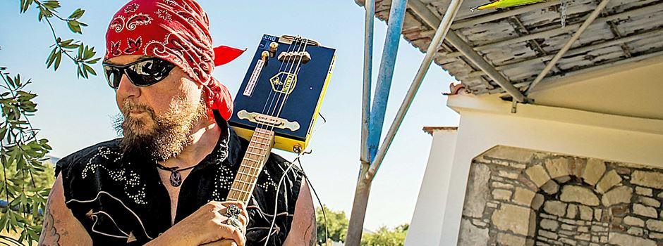 """""""Van Wolfen"""" spielt im """"La Habana"""": Neuinterpretation des Blues"""