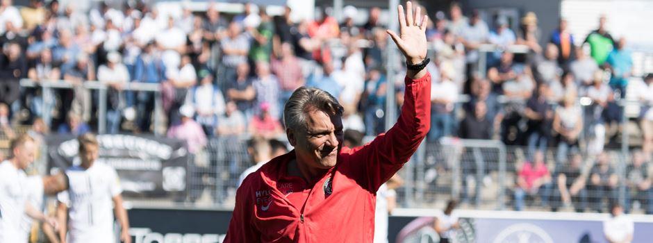 Interview mit Horst Steffen, Trainer bei der SV 07 Elversberg