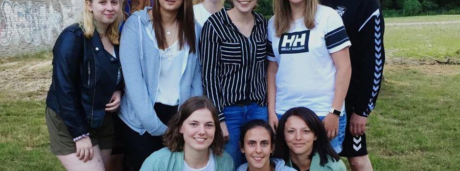 Handball Damen suchen Unterstützung