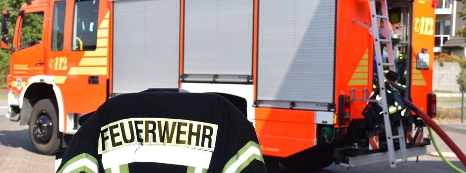 Nächtlicher Brandeinsatz in Herzebrocker Industriebetrieb