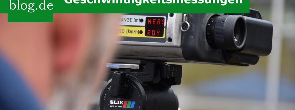 Geschwindigkeitsmessungen: 165 km/h in der 70er-Zone
