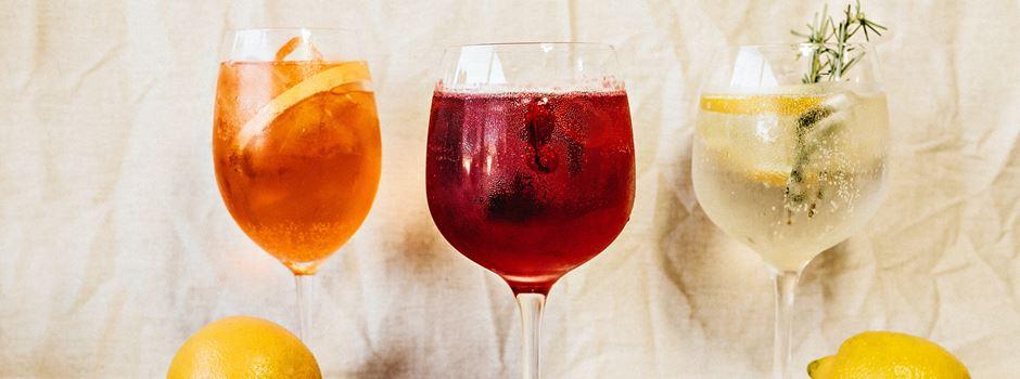 8 Cocktails zum Selbermixen für einen entspannten Abend