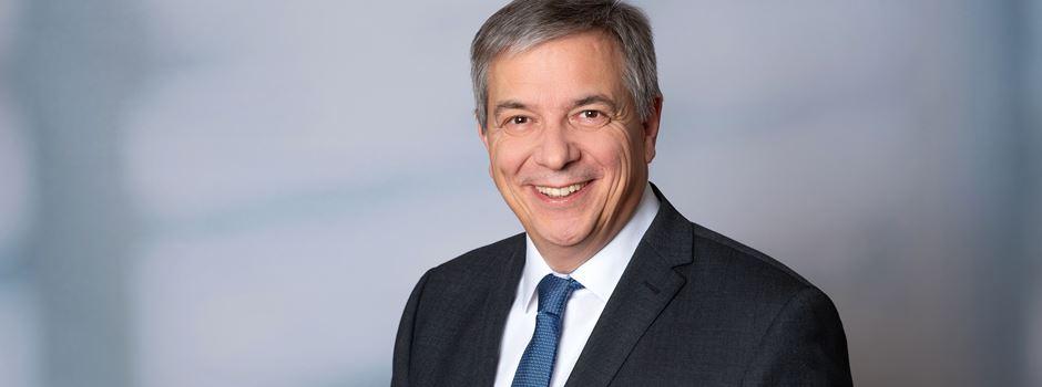 Oberbürgermeister Gert-Uwe Mende über die Coronakrise in Wiesbaden