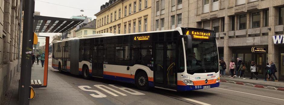 Auf diesen Buslinien gibt es Neuerungen