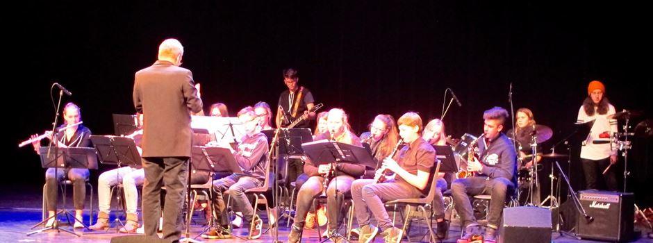 Session-Nightlive-Konzert der Big Band Von-Zumbusch-Gesamtschule