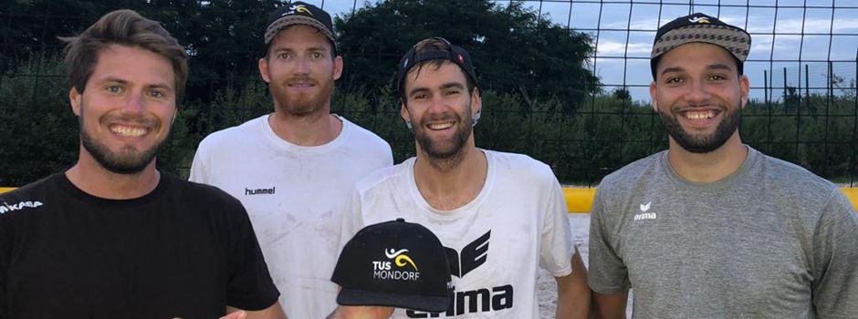 Volleyball: Neue Saison, neue Ausrüstung und 2 Adoptionen