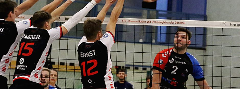 Das letzte Saisonspiel: TuS Mondorf zu Gast in Warnemünde