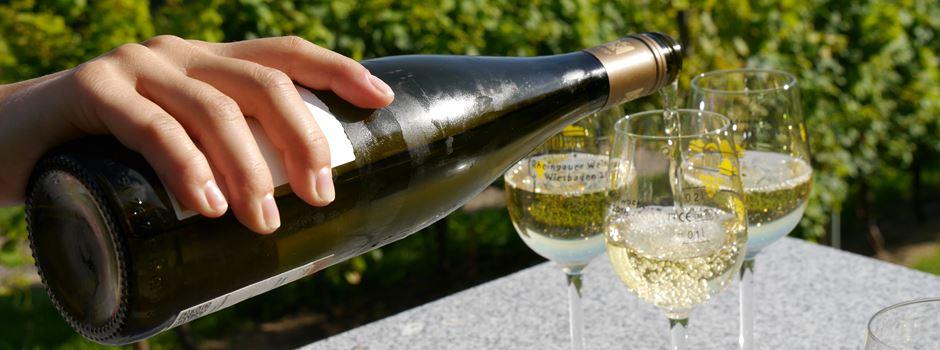Weinstände vor RMCC und Kurhaus: Diese Corona-Regeln müsst Ihr beachten