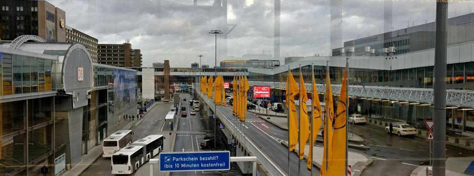 Frankfurter Flughafen bei Nutzern von Online-Portal beliebt